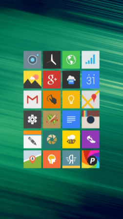 Square icon pack 03