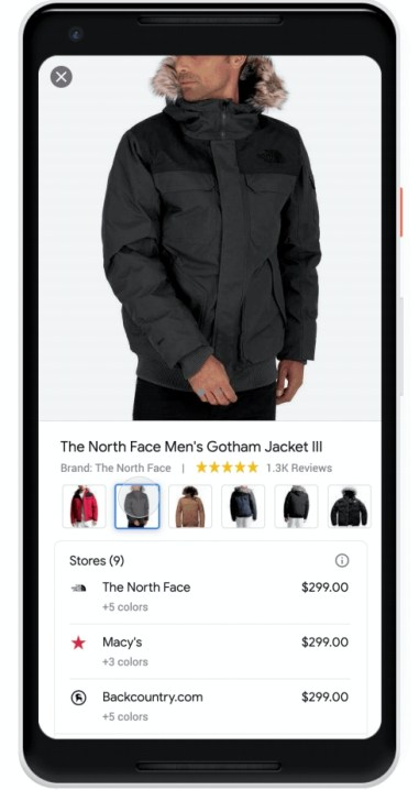 Google Clothes shopping_2
