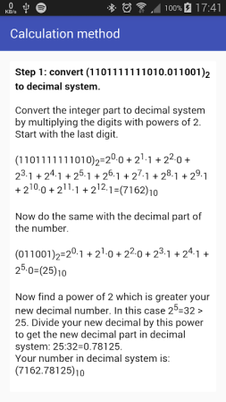 Numeral System Converter Free-2