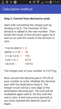 Numeral System Converter Free-3