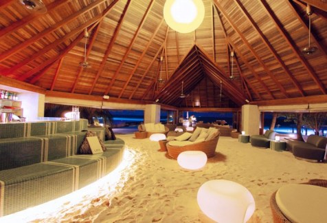 Umbar at the Huvafen Fushi Maldives