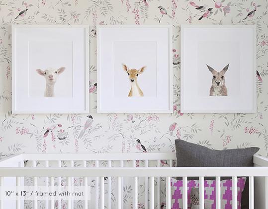 baby-animal-prints-faces-crown-nursery-decor-02
