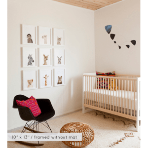 baby-animal-prints-faces-crown-nursery-decor-03