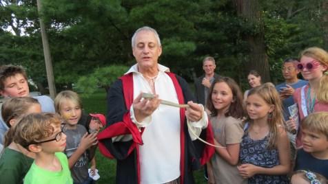 Kenn and the Legless Lizard