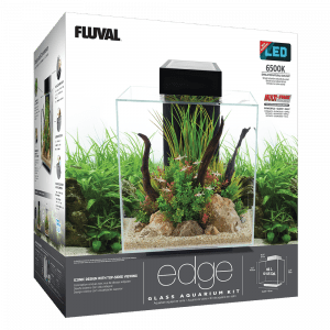 Fluval Edge 12 gallon box