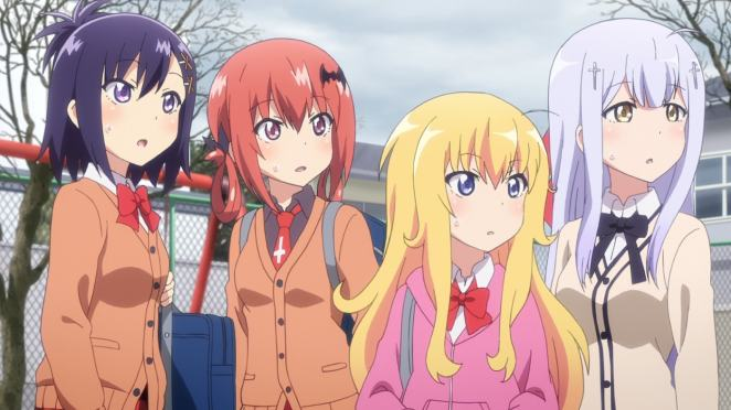 Gabriel Dropout Season 2