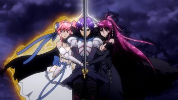 Seiken Tsukai no World Break Season 2
