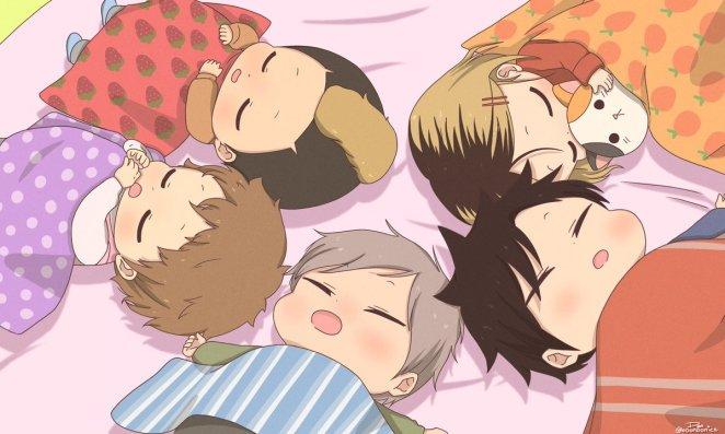 Gakuen Babysitters Season 2