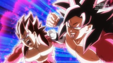Super Dragon Ball Heroes Episode 35