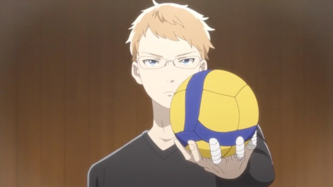 2.43: Seiin Highschool Boys Volleyball Team Season 2
