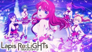 Lapis Re: Lights Season 2