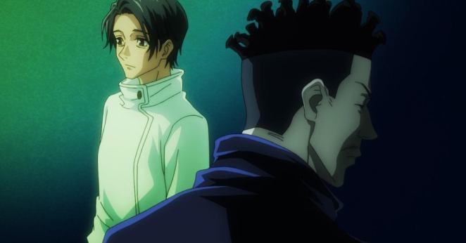 Jujutsu Kaisen Chapter 153