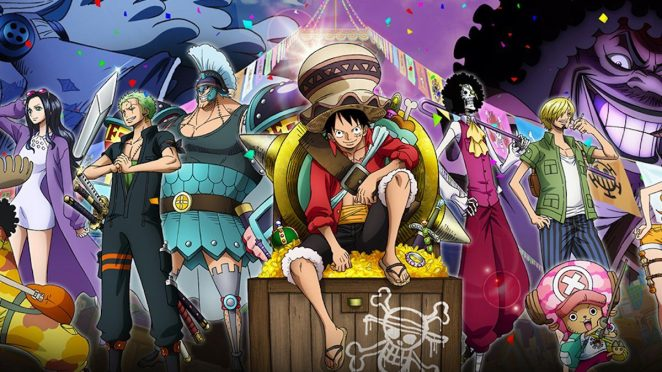 One Piece Chapter 1019
