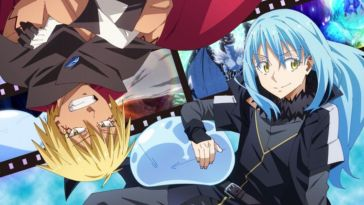 That Time I Got Reincarnated As A Slime Movie