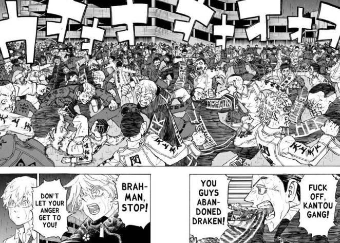 Tokyo Revengers Chapter 226