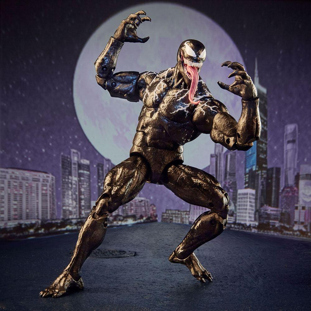 Marvel Legends Series Action Figure Venom 15 Cm Animetal