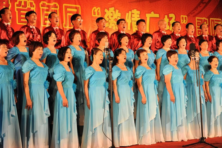 choral group