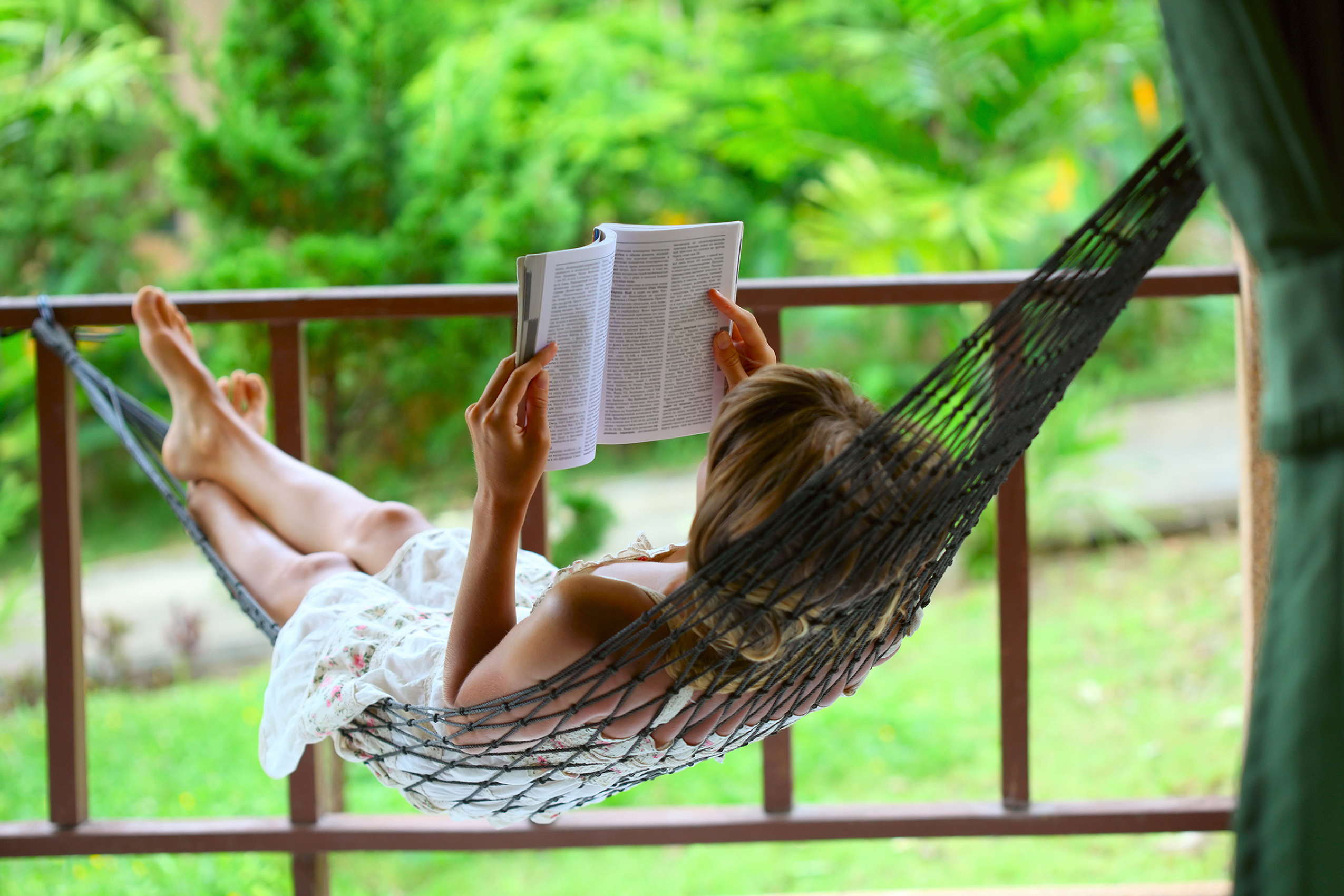 How to relax without alcohol - based on your primary sense