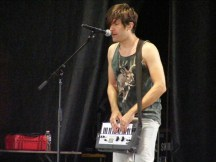 """Nathan """"Nadaddy"""" Currin, Family Force 5"""