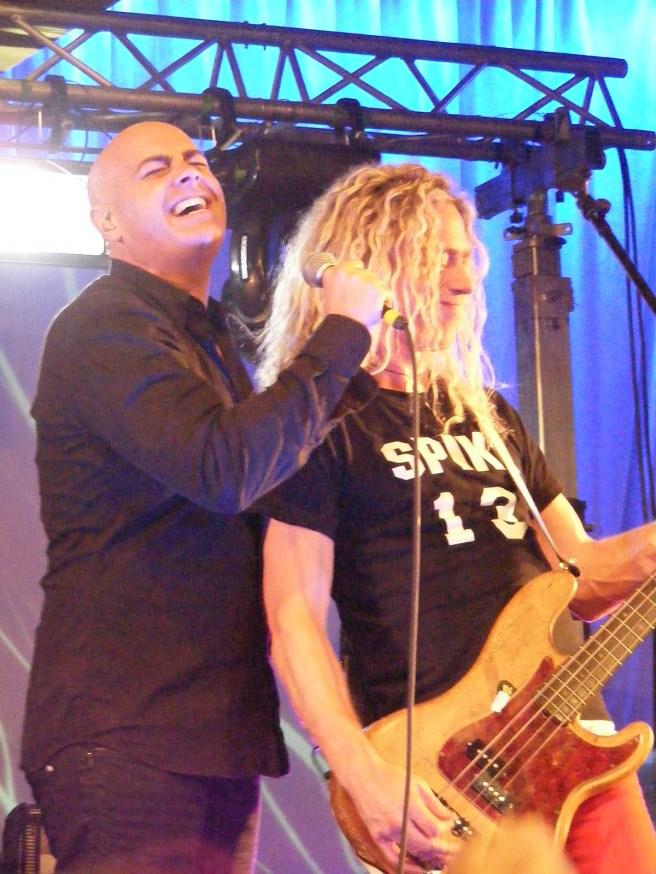 Peter Furler and Phil Joel
