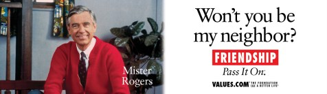 mr rogers billboard