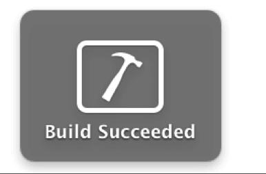 build succeeded
