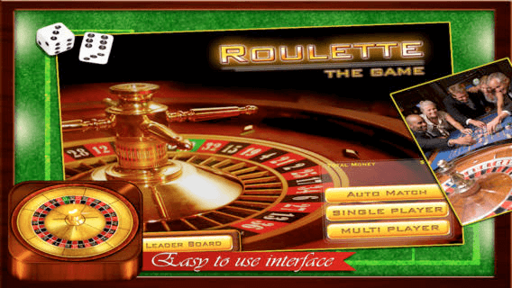 People Roulette Around World