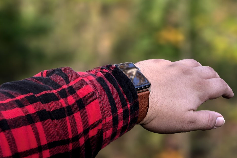 Benuo Leather Apple Watch Band