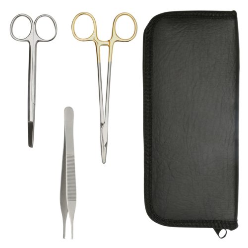 Deluxe Suturing Instrument Kit