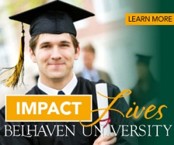 Belhaven University - IMPACT LIVES - Christian Worldview Matters