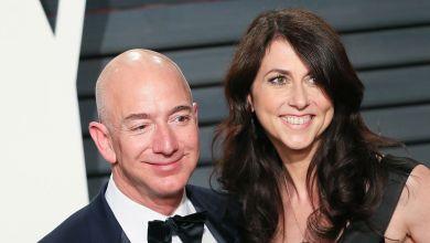 Latest International News : Jeff Bezos: World's richest man agrees $35bn divorce