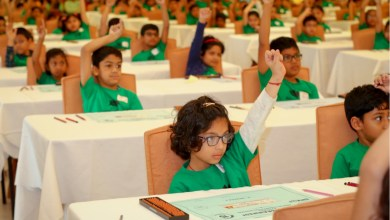 Oman Latest News : 18 children from Oman to compete in India's regional Abacus Competition Festival