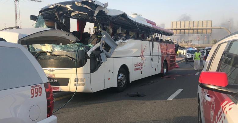 Oman Latest News : Mwasalat bus crash: Dubai Prosecution seeks jail term for driver, Dh3.4m blood money