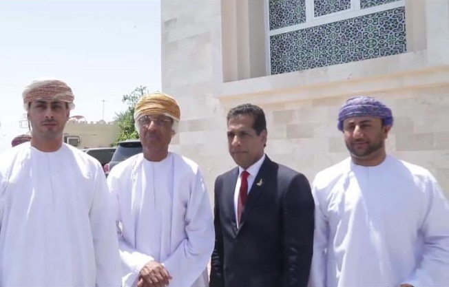 Oman Latest News : Meet the Indian businessman who build a mosque in Oman