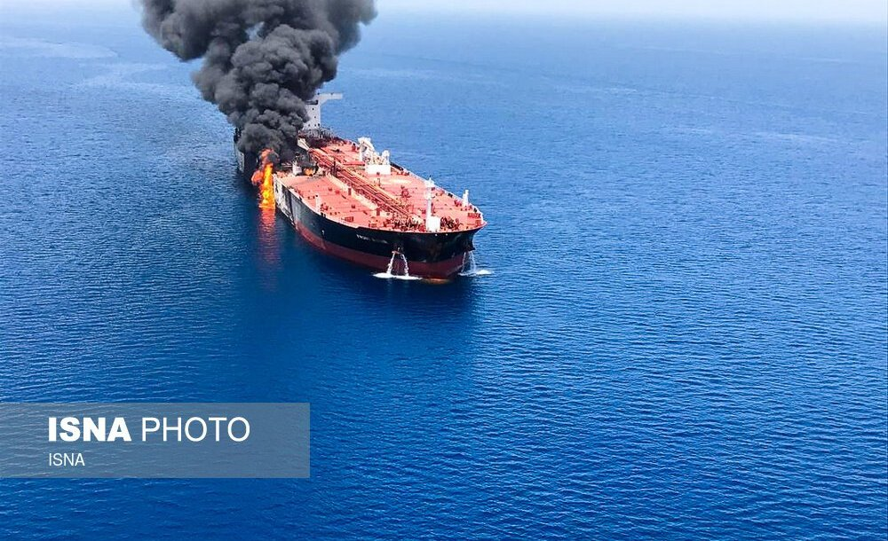 Oman Latest News : 44 rescued from 'damaged' tankers in Gulf of Oman, Iran claims