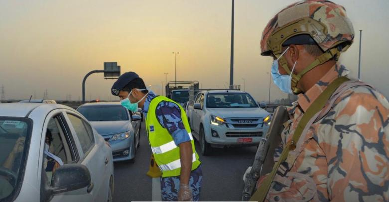 Royal Oman Police issues statement on nationwide lockdown - The ...