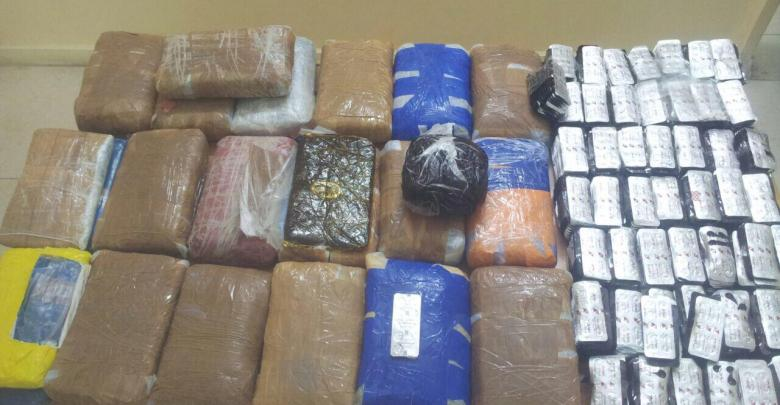 International smuggler arrested in Oman with 350kg of drugs - The Arabian Stories News