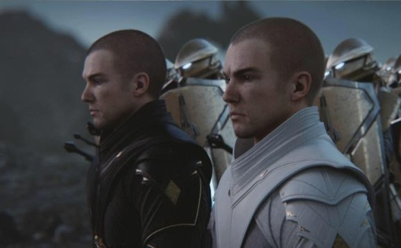 Star Wars The Old Republic Trailer
