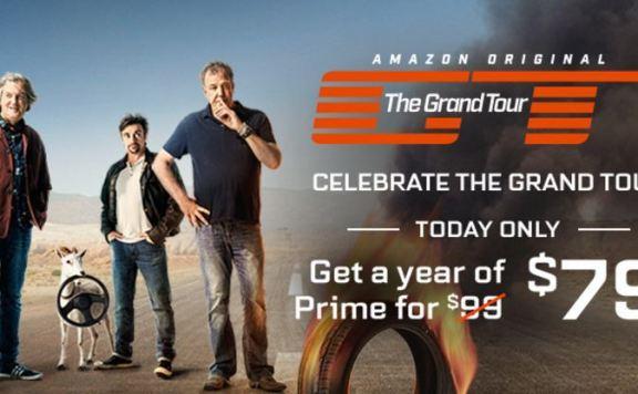 $20 Off Amazon Prime