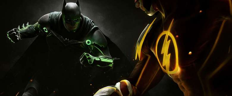 Injustice 2 WallPaper