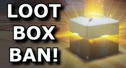 Loot Box Ban