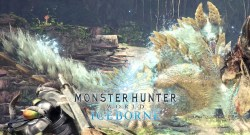 Monster Hunter World Zinogre Announcement