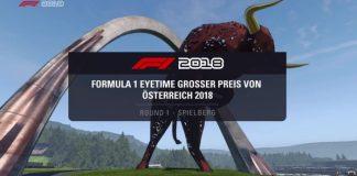 F1 2018 - Gran Premio de Australia 1