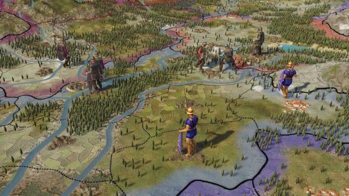 Imperator: Rome - lealtad, crecimiento de la población, transporte de tropas y más 4