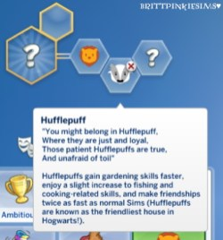 Los Sims 4 - Harry Potter (Mods) 13
