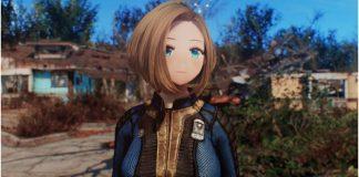 Fallout 4 - Mod Anime 1