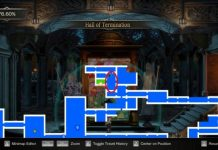 Bloodstained: Ritual of the Night - Dónde encontrar el nivel oculto de 8 bits 1