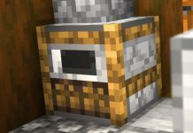 Minecraft - Cómo hacer un ahumador (1.14) 3
