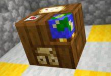 Minecraft - Cómo hacer una Mesa de Cartografía (1.14) 3