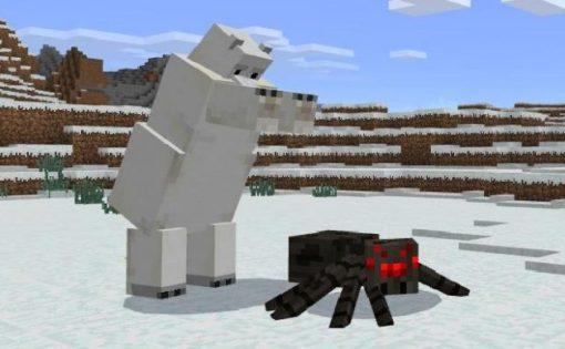 Minecraft - Cómo domesticar osos polares